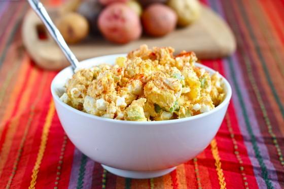 Recipe for old fashioned potato salad 3