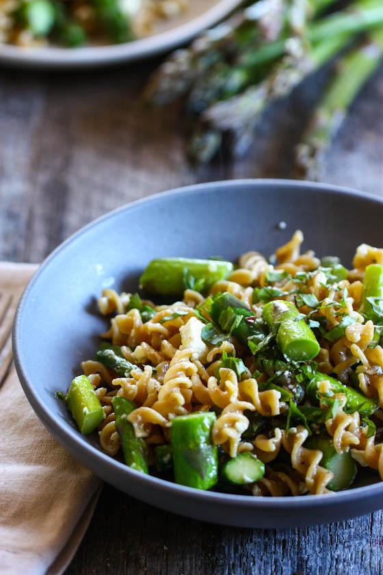 asparagus pasta-9517