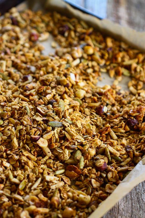 maple nut granola-9363