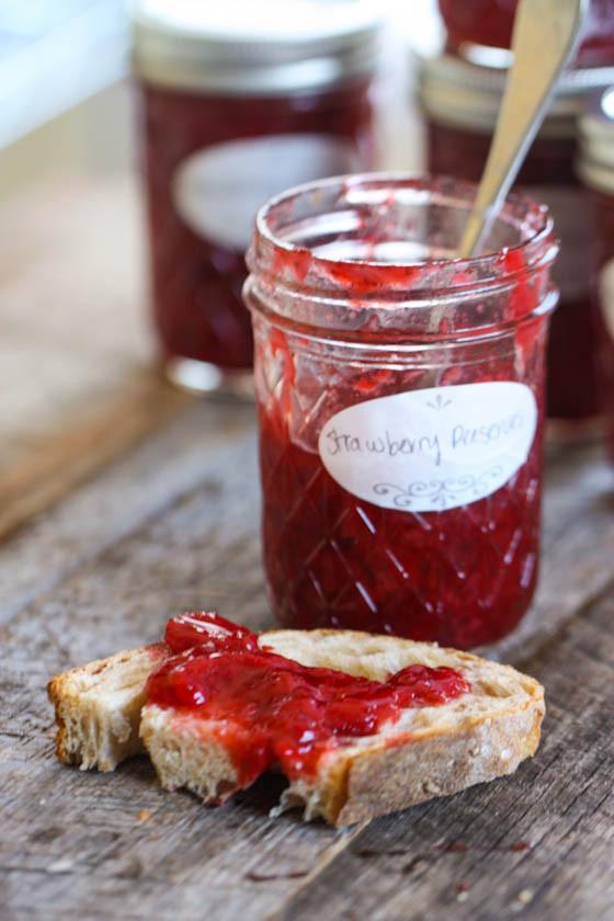 strawberry preserves-0224