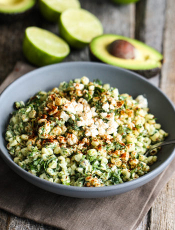 Vegetarian archives eat live run mexican street corn salad video forumfinder Image collections